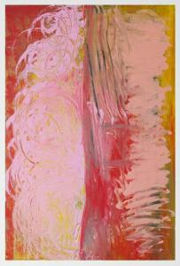 Giclee print by Korinna Janssen - Pink Expression