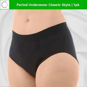 Zorbies Womens Reusable Period Panties