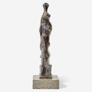 Henry Moore (British, 1898-1986) Upright Motive E