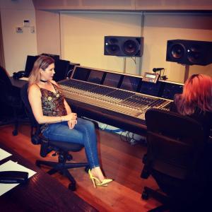 Recording at Fox Studios Australia