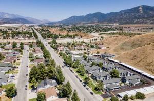 Hillside Village Apartments Aerial