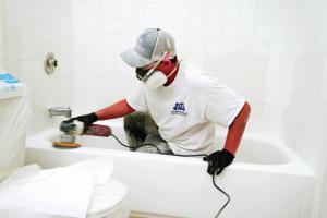 Miracle Method Boulder tub refinish