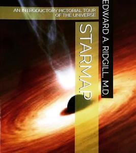 Book cover of StarMap writen by Edward Alan Ridgill M.D.