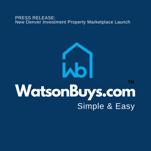 New Denver Investment Property Marketplace Launch
