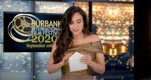 Presenter Valerie Perez