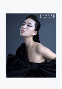 Chinese Model Amber Wang