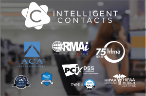 Intelligent Contacts is an industry leader in compliant, consumer-focused, accounts receivables communication and payment technology.