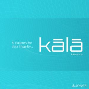 Symatri delivers a brand refresh of their Kala Blockchain project. Kalacoin.io