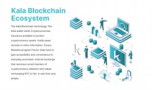 Explanation of Kala blockchain ecosystem