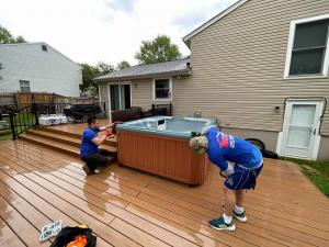 Hot Tub Removal Fairfax VA