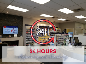 24 Hours Appointment Booking