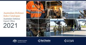 Red Piranha Featured within 2021 Australian Defence Sales Catalogue