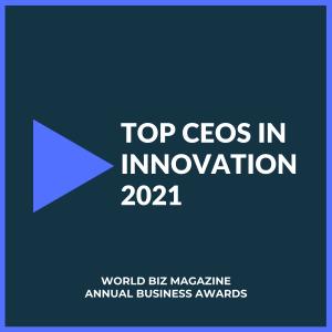 World Biz Magazine - Top 100 Innovation CEOs - Logo