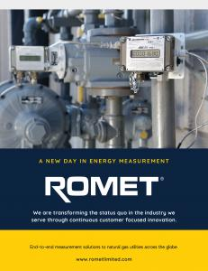 Romet Limited advert cover