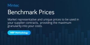 Mintec Benchmark Prices