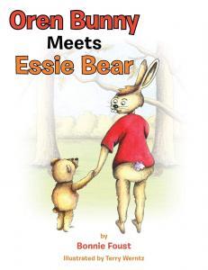 Oren Bunny Meets Essie Bear