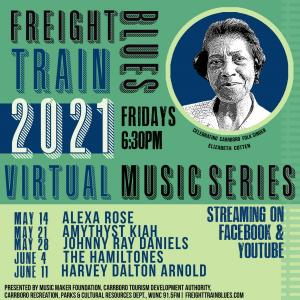Freight Train Blues 2021 Ad