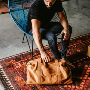 The Chatwin Duffle Bag by Kmana