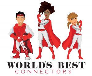 World's Best Connectors Logo
