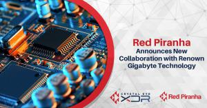 Red Piranha Announces New Collaboration with Renown Gigabyte Technology