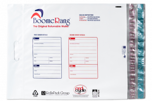 Image of Boomerang Bag - returnable, re-cyclable mailer