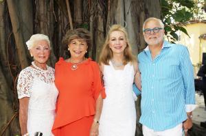 Patti Carpenter, Arlene Herson, Ingrid Fulmer, Jon Kaye