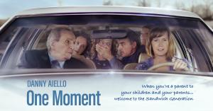 One Moment is a humorous and heart-warming film about middle-age siblings struggling to manage their lives, while caring for their aging father.