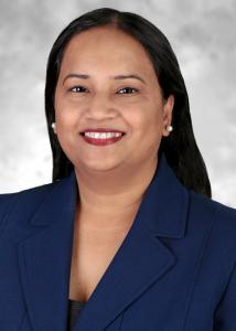 Dr. Subhashini Ayloo of Brown Surgical Associates recently performed RI's first robot-assisted liver cancer resection procedure.
