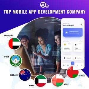 Mobile App Development Company in UAE, SaudiArab, Muscat, Auckland