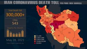28 May 2021 - It is probably difficult to overestimate the impact of public outrage over the largely preventable deaths of 300,000 Iranians.