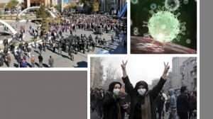 28 May 2021 - The economic pressure on people turns to protests on the streets Iranian regime is afraid of uprising amid the coronavirus crisis.