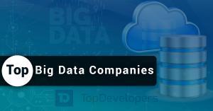 The Top Big Data Analytics Companies of May 2021