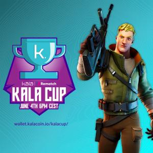 Kala Coin teams up with Rematch.gg to host it's 1st ever Kala Cup to promote crypto, blockchain, and NFTs.