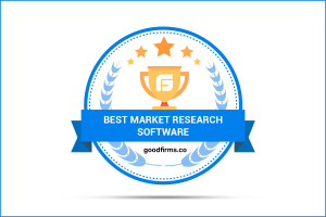 Best Market Research Software_GoodFirms