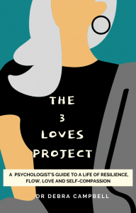 Clinical Psychologist Dr. Debra Campbell from Melbourne, Victoria has written a book titled The 3 Loves Project. Helping people understand dysfunctional relationships and practical exercises to help manage depression and anxiety.