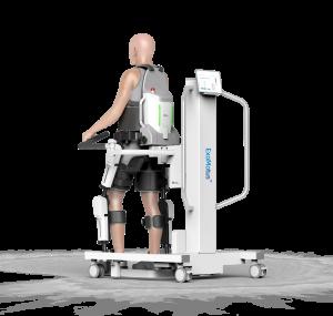 Fourier Intelligence's Lower Limb Exoskeleton, ExoMotus™ M4