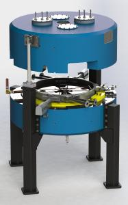 Best 6–15 MeV Compact Variable Energy Cyclotron System (Open View)