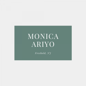 Monica Ariyo