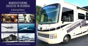 Manufacturing Success In Georgia Book Tour
