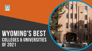 Image of the top higher education institution in Wyoming