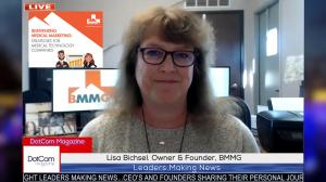 Lisa Bichsel, Owner & Founder, BMMG