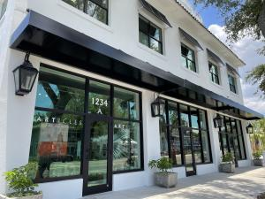 The new galleries are located in the St Pete Uptown District
