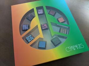GG.EGO French kid reviews Compartes Chocolatier this month #gg.ego #sweetgig #compartes  #recruitingforgood www.SweetGigforFrenchKid.com