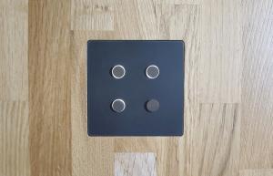 Wall-Smart Lutron Alisse Keypads