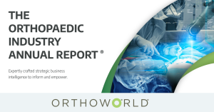 ORTHOWORLD's Orthopaedic Industry Annual Report Image