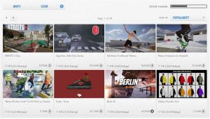 Modding browser platform within game Skater XL