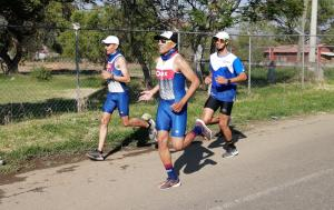 Team Oax Sport in Their Final Preparations