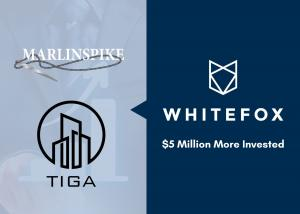 Tiga and Marlinspike Invest $5M More in WhiteFox