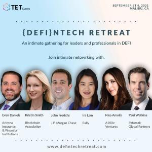{DeFi}ntech Retreat 2021, speakers
