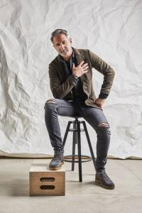 Michael Silver, Silver Jeans Co., CEO celebrates 30 years in the denim industry, and 100 years of his family's legacy business, Western Glove Works